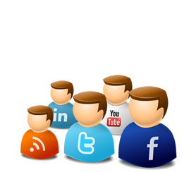 integrate all of your favourite social networking into your new website